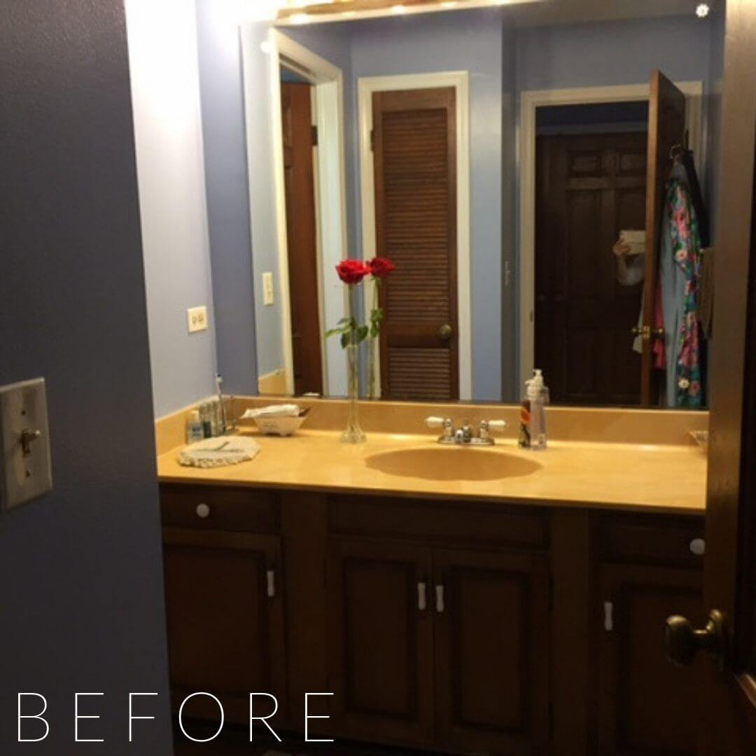 home staging services, home styling services, bathroom double vanity